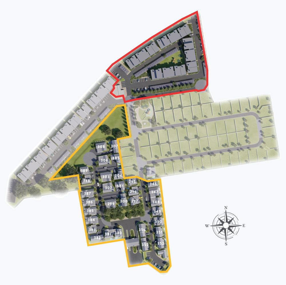 Bonsai Estate - Site Development Plan